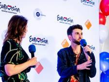 Moggré en Makkinga leiden 87 persconferenties songfestival