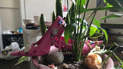 Na de Crocs met plateauzolen komt Balenciaga nu met een naaldhakversie