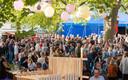 Muziek, eten en gezelligheid. De Wiejese Diekdaegen: het volksfeest van het dorp.