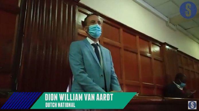 Dion Van Aardt vernoemde het ongeboren meisje alvast naar zijn moeder, die met de familie zelfs een babyshower organiseerde.