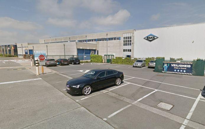 Dana Belgium bevindt zich op de industriezone Ten Briele in Brugge.