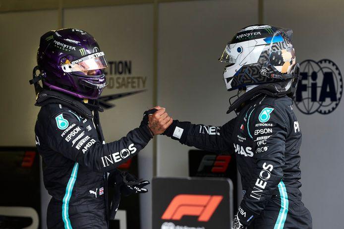 """Mercedes est satisfait de son duo de pilotes et n'a """"aucune raison"""" de changer."""