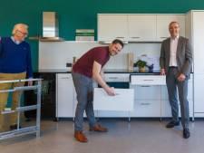 15 van 24 duurzame keukens geplaatst bij renovatieproject Woonpartners in Rijpelberg