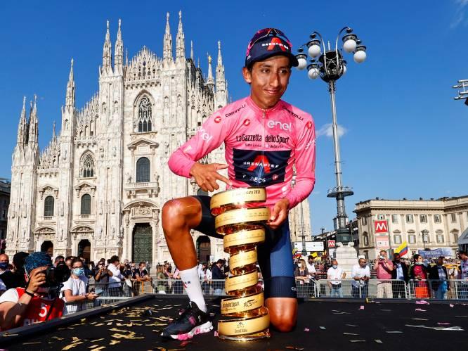 Machtsexploten van Ganna, levensgevaarlijke val van Mohoric en Belgische ritzeges: dit was de Giro in 10 momenten