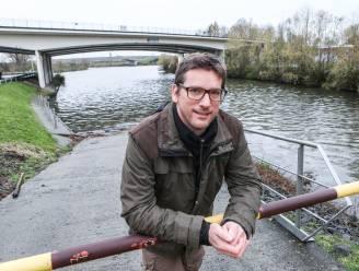 Onderzoek naar visbestand bewijst het: het beekwater in centrum Ronse is van slechte kwaliteit