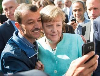 Merkel raadt vluchtelingen aan om op platteland te gaan wonen