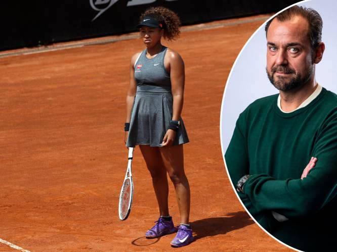 """Onze tenniswatcher en ex-prof Filip Dewulf getuigt over bestaan op de court: """"Er zou maar eens iemand je tranen moeten zien..."""""""