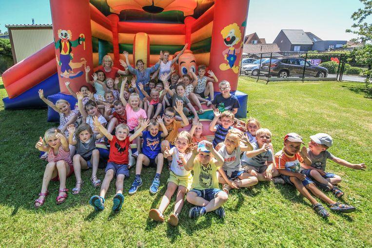 Wijkschooltje Kreupel in Zwevegem sluit morgen, na 114 schooljaren, de deuren.