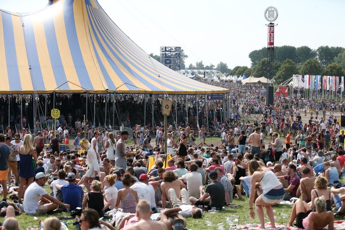 Lowlands Festival.