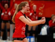Volleybalster Maureen Weernekers nam een adempauze bij VCN, maar kwam zichzelf tegen: 'Ik werd gek'