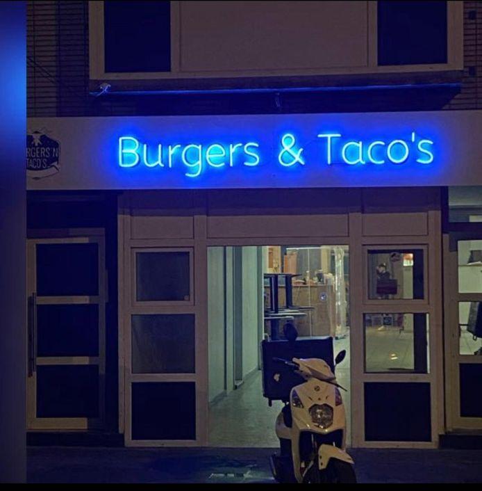 Burgers en Taco's.