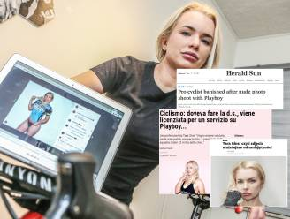 Van Polen tot Australië: nieuws geweigerde ex-renster Tara Gins ging de voorbije dagen de wereld rond