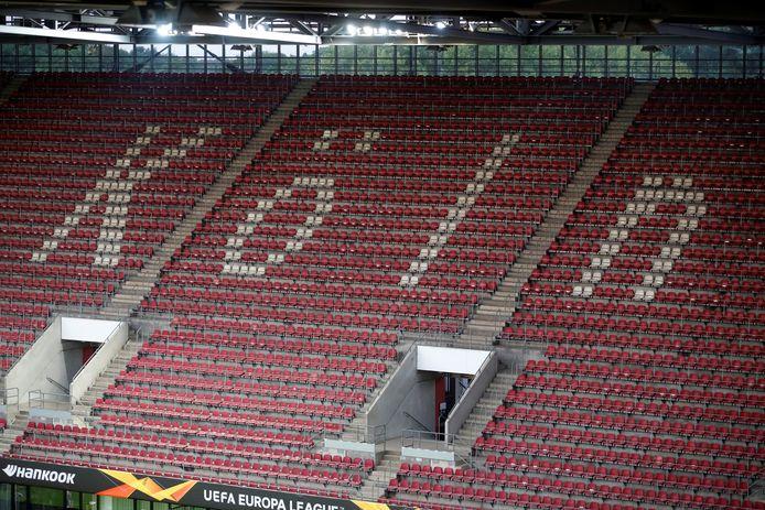 RheinEnergieStadion, stadion van FC Köln.