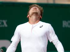 Goffin quitte le tournoi de Monte-Carlo après une grosse bataille face à Evans