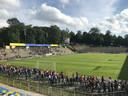 Het Stade Joseph Marien van Royale Union Saint-Gilloise.