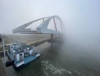 Volg live de plaatsing van de langste boogbrug over het Albertkanaal