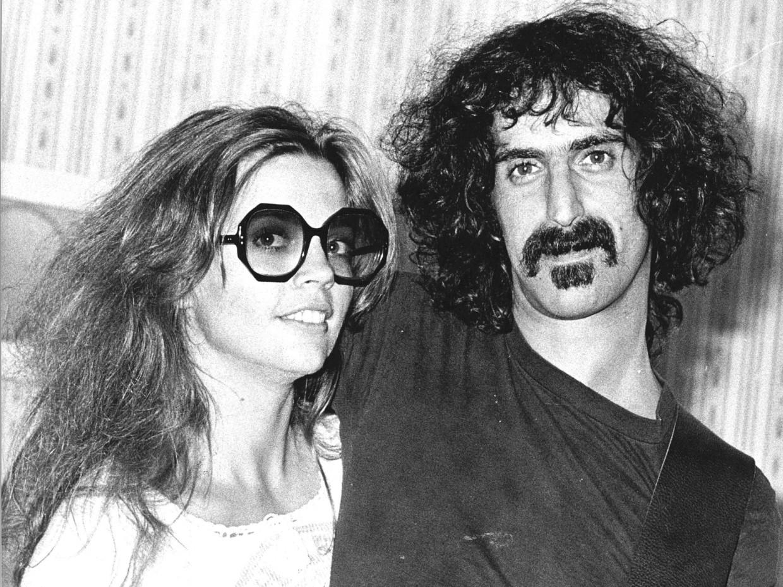 Frank Zappa. Beeld ANP