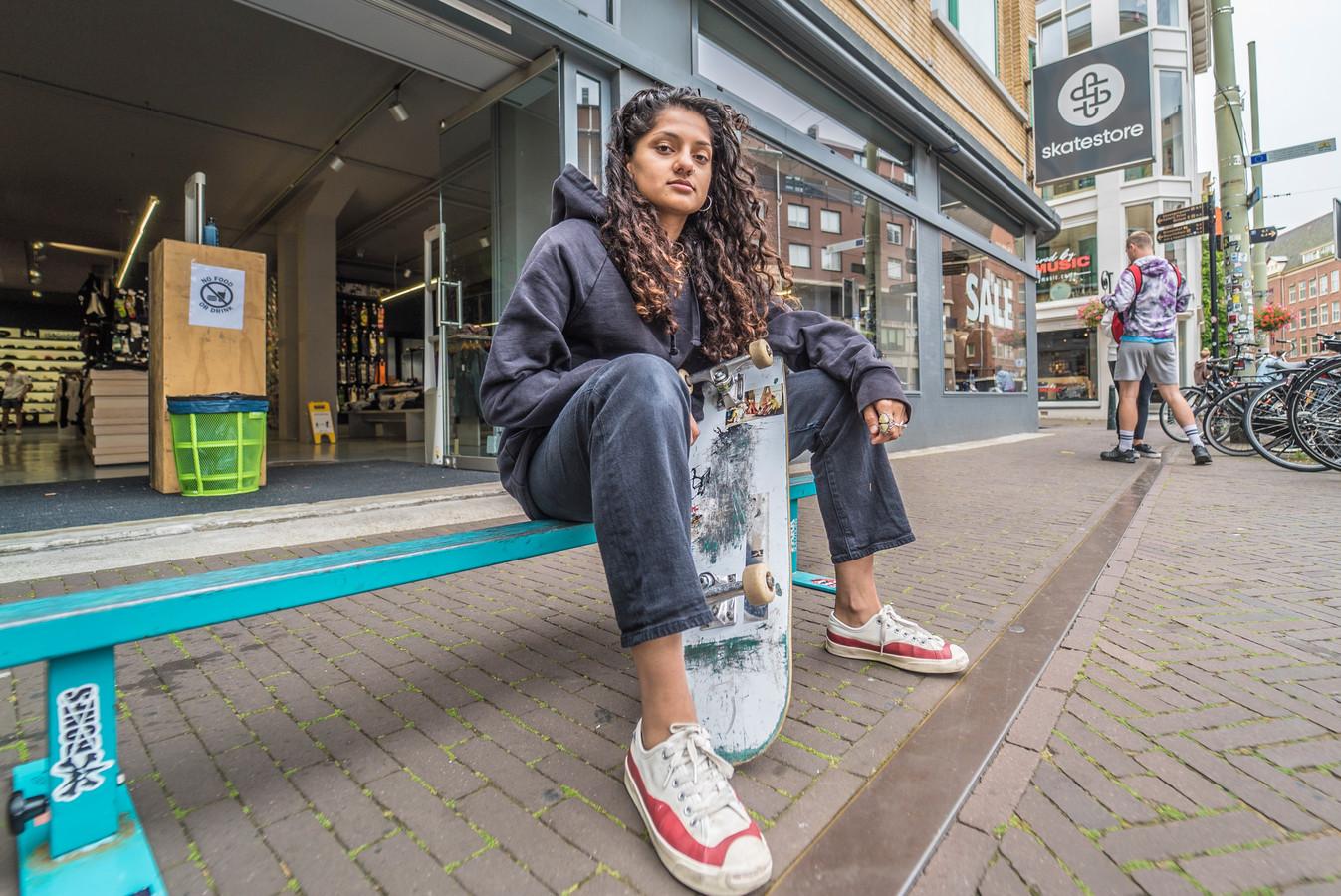 Nuka Lachman heeft een stichting voor skaters in Marokko
