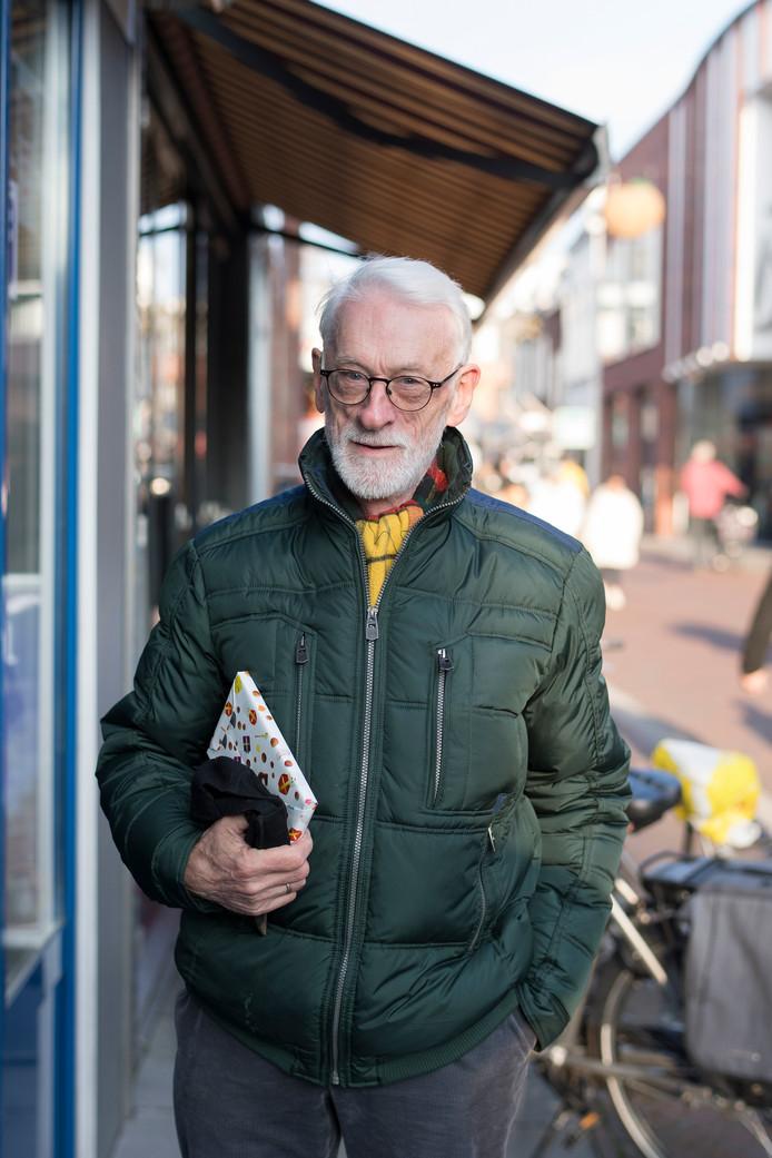 Wim de Bakker uit Tiel.
