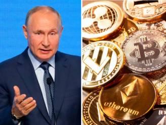 Poetin noemt crypto valabel betaalmiddel