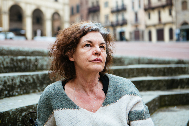 'Ik wil en kan niet zwijgen, hoe oncomfortabel de waarheid ook is'  Beeld Adele Costantini
