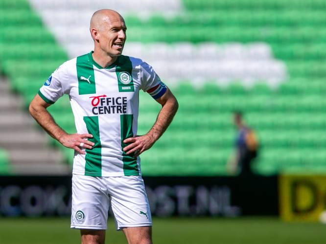 """Arjen Robben (37) hakt knoop door en stopt met voetballen: """"Een heel moeilijke keuze"""""""