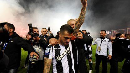 Football Talk buitenland (21/04). PAOK ongeslagen naar Griekse titel - Carrasco met nieuwe treffer alweer belangrijk in China