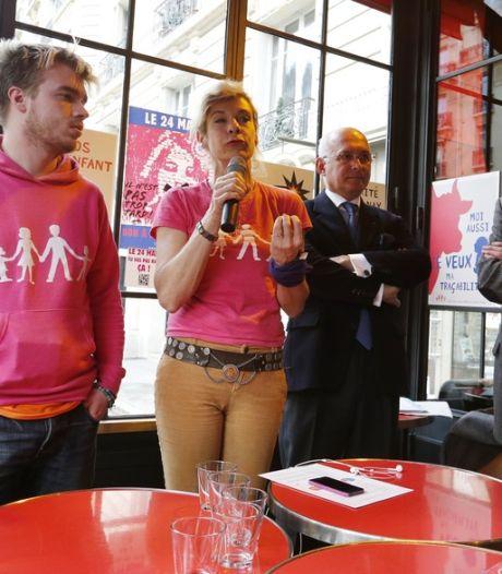 """Mariage homo: les """"anti"""" vont de nouveau dire non à Paris"""