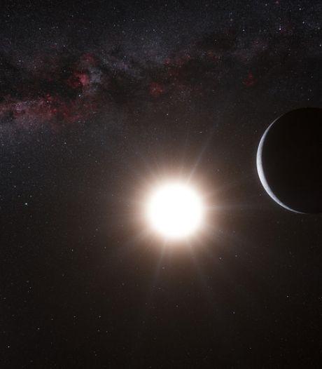 Planeet ontdekt in naburig zonnestelsel