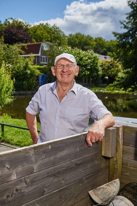 Jan is nog altijd een straatschoffie, maar dan wel eentje van 83 jaar!