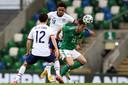 Het Amerikaanse team won ook de vriendschappelijke wedstrijd tegen Noord-Ierland (2-1). De La Torre speelde tijdens de oefentrip van Amerika twee keer een kwartier mee.