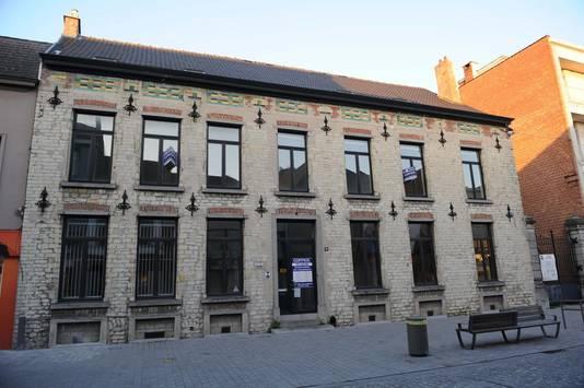 De stad verhuurt het beschermde Ortshuis aan start-ups aan een voordelig prijsje.