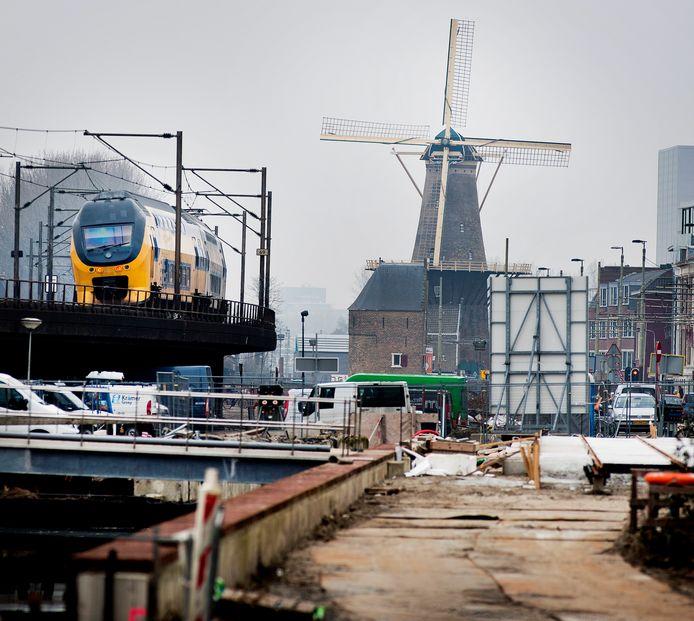 Ontwikkeling Spoorzone Delft