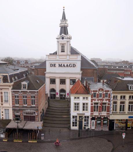 Minder geld van Bergen op Zoom, De Maagd gaat commercieel om te overleven