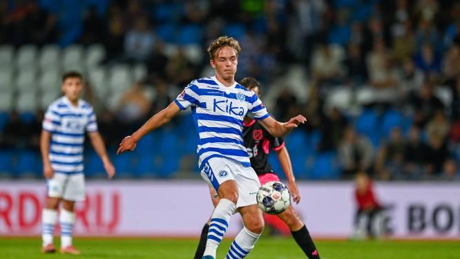 De Graafschap-spelers Devin Haen en Philip Brittijn in selectie Oranje O18
