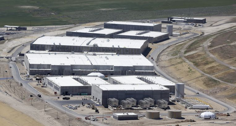 National Security Agency's Utah Data Center in Bluffdale Beeld AP