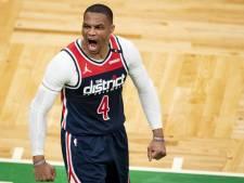 Russell Westbrook rejoint LeBron James et Anthony Davis aux Lakers