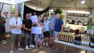 Tennistornooi levert 5.000 euro op voor lokale goede doelen