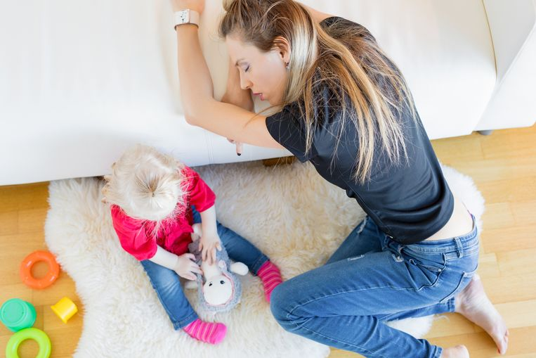 Afbeeldingsresultaat voor burn out bij ouders