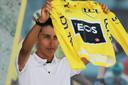 Egan Bernal won in 2019 de Tour de France.