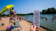 Juli kende heetste dag ooit, maar toch sneuvelden er geen maandrecords
