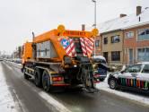 Opgepast voor ijsplekken door aangevroren smeltwater op onze wegen
