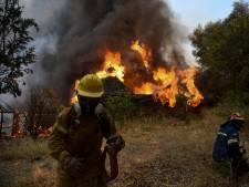"""L'Italie, la Grèce et la Turquie brûlent: """"Encore un déchaînement climatique"""""""
