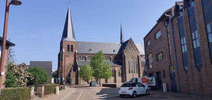Het centrum van Neerpelt.