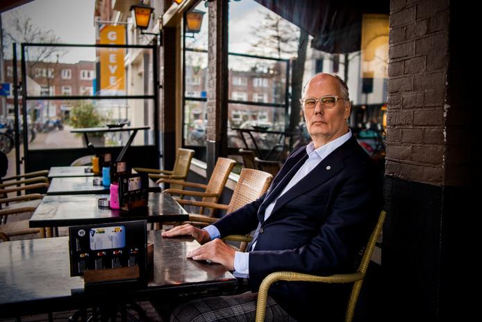 Leo Bruijn, oud-horecaman en PvdA-fractievoorzitter, blijkt ernstig ziek.