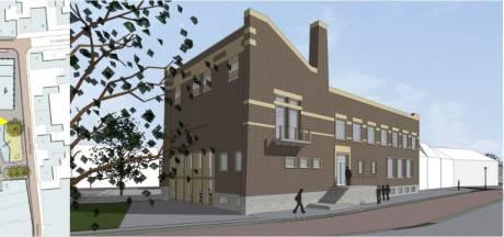 Oude raadhuis Schijndel verandert snel van gedaante, maar zonder trappen Winy Maas