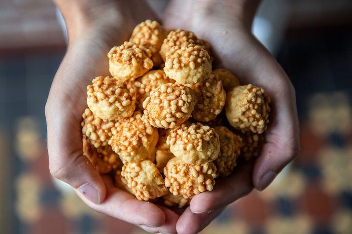 De kaasbolletjes, hartige biscuits en andere delicatessen van Buiteman uit Etten-Leur worden overal gegeten, tot in Amerika en het Midden-Oosten toe.