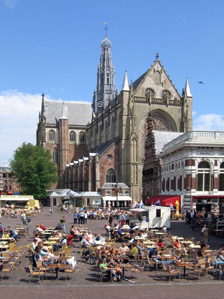 Over de nieuwe stadsdichter van Haarlem is ophef ontstaan. Beeld Hollandse Hoogte /  ANP