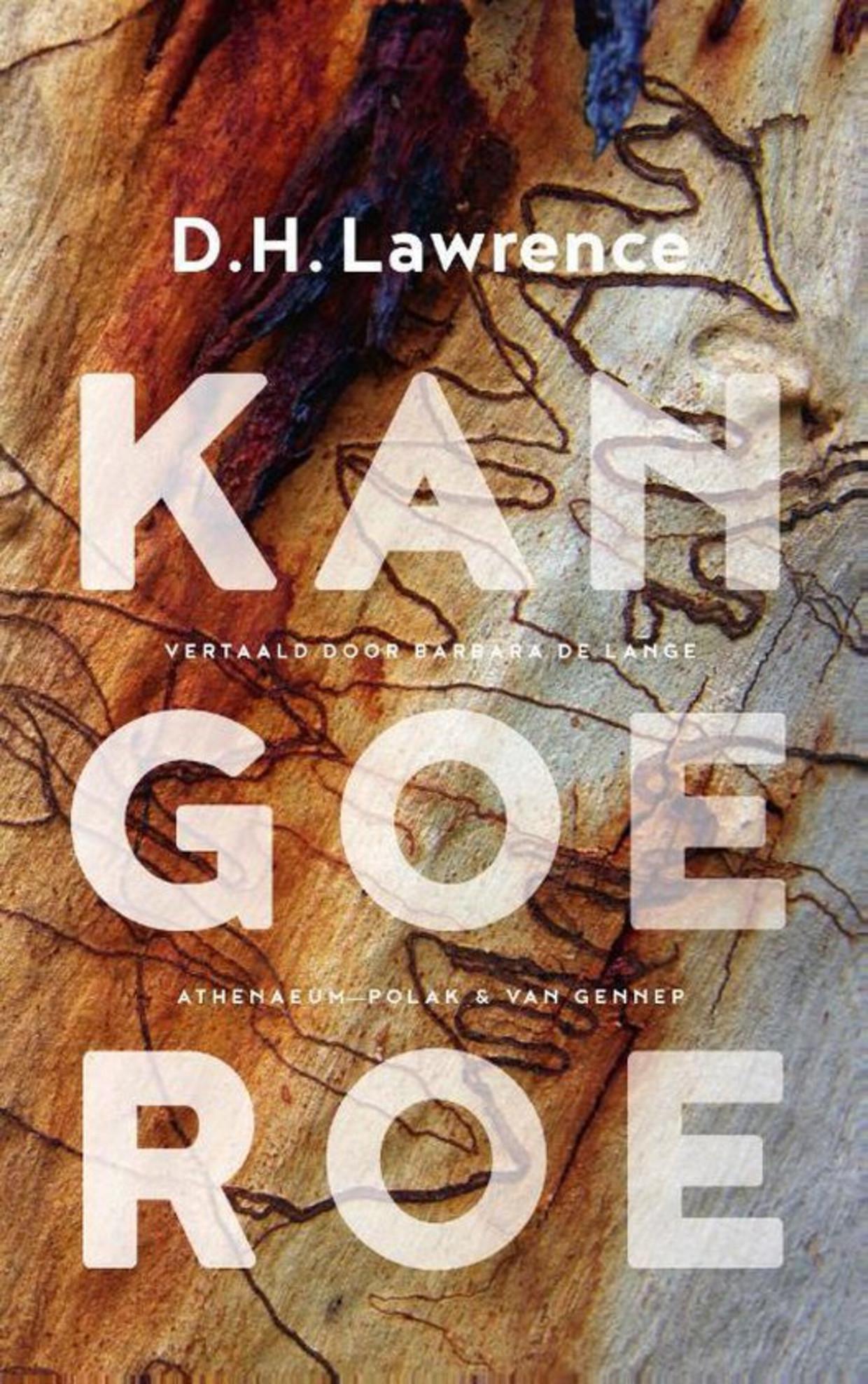 D.H. Lawrence: Kangoeroe Beeld Athenaeum