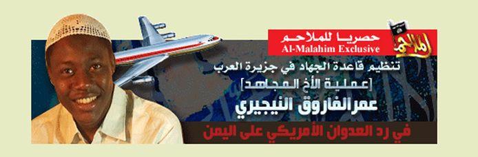 De cel van al-Qaida in Jemen die de aanslag opeiste, viert Abdulmutallab als een held.